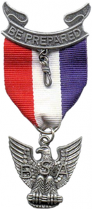 Eagle Scout Medal