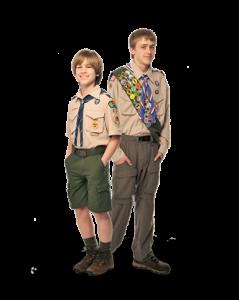 Scouts BSA Uniform